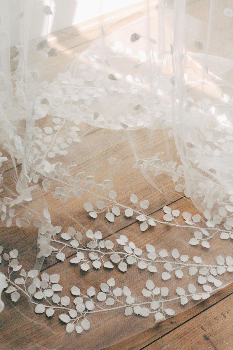 Showroom Olympe Nice, robes de mariée et accessoires mariage
