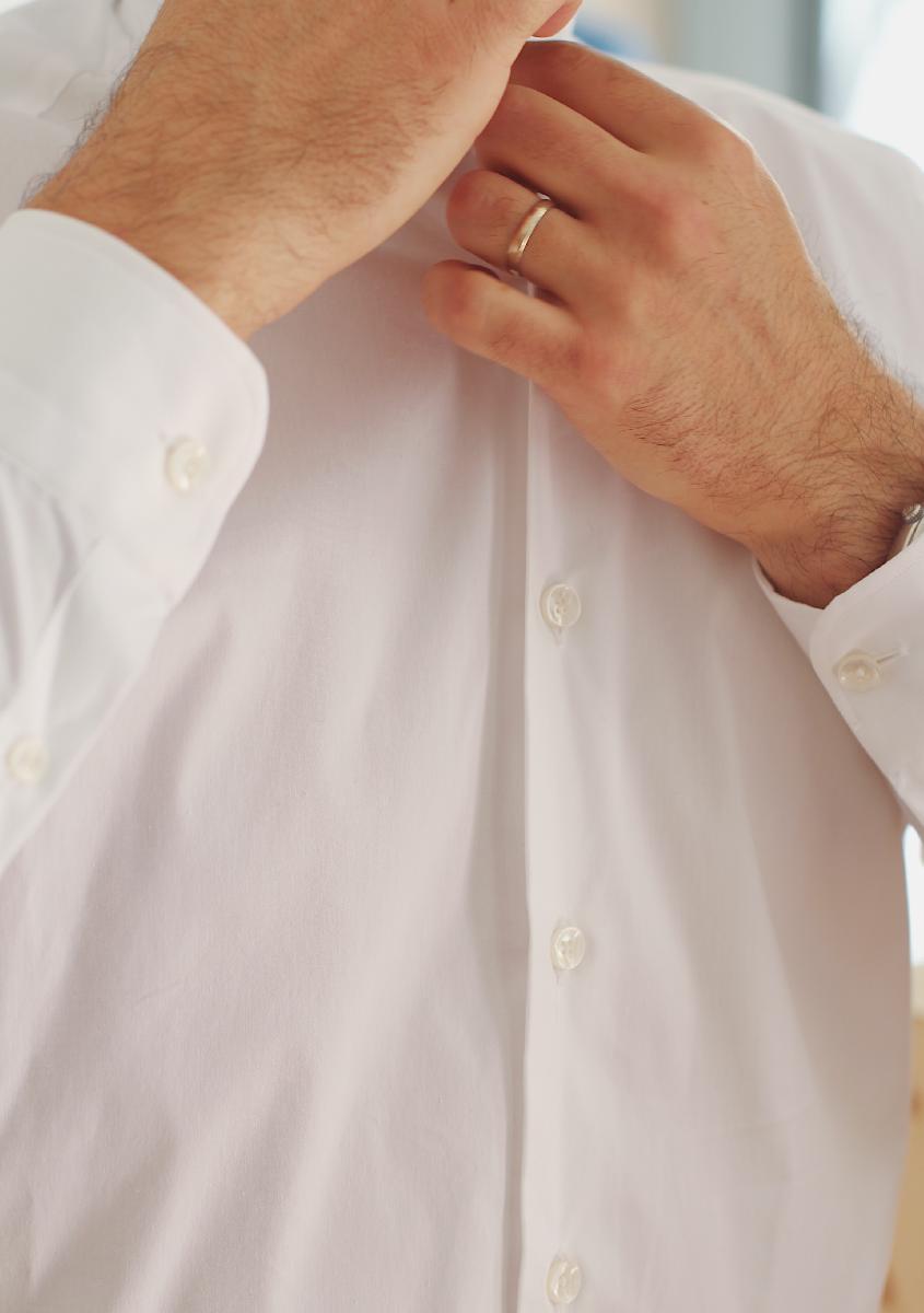 Pour Lui Beau. : Modèle La chemise sur mesure