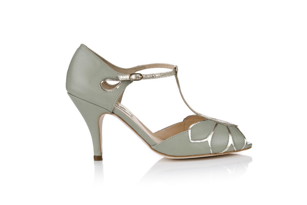 Chaussures vert menthe zJTQ5na8
