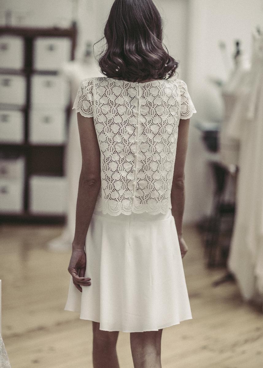 Mariage - Robes de mariée Laure de Sagazan