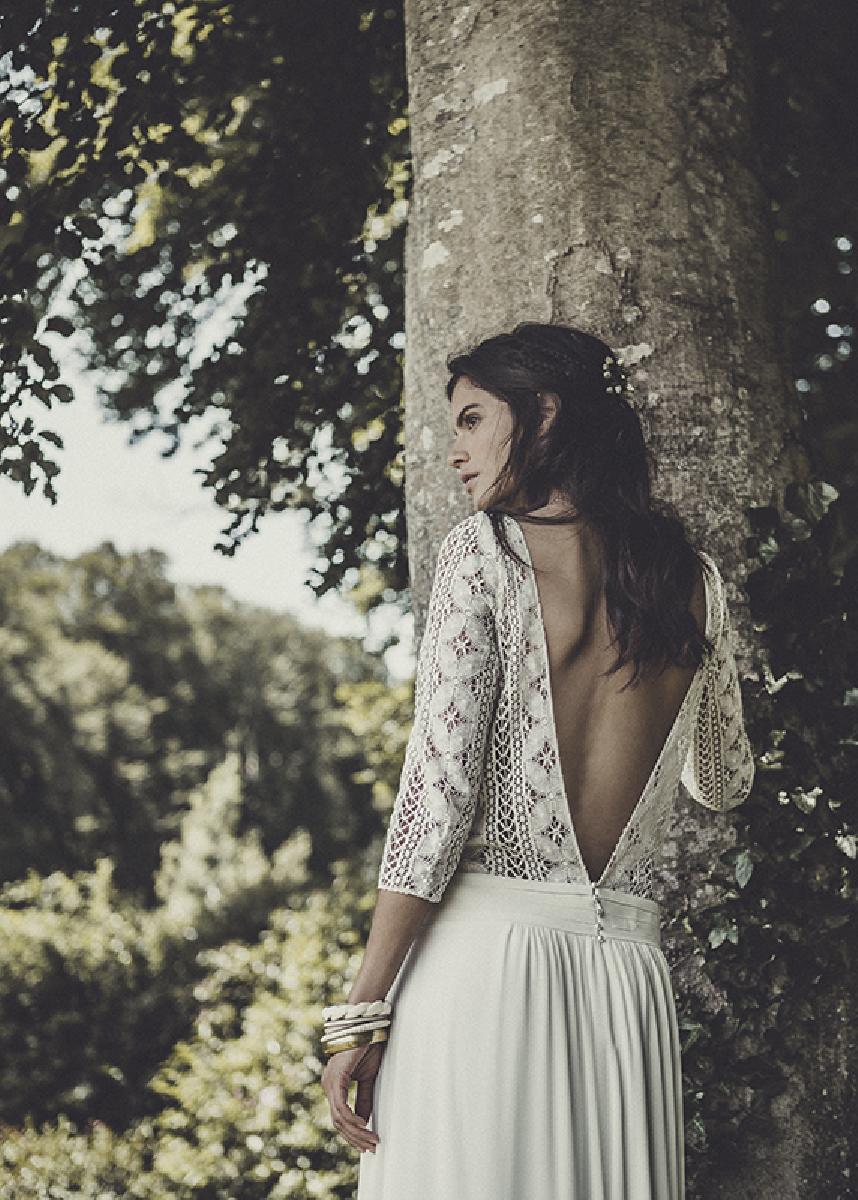 Robe mariage laure de sagazan