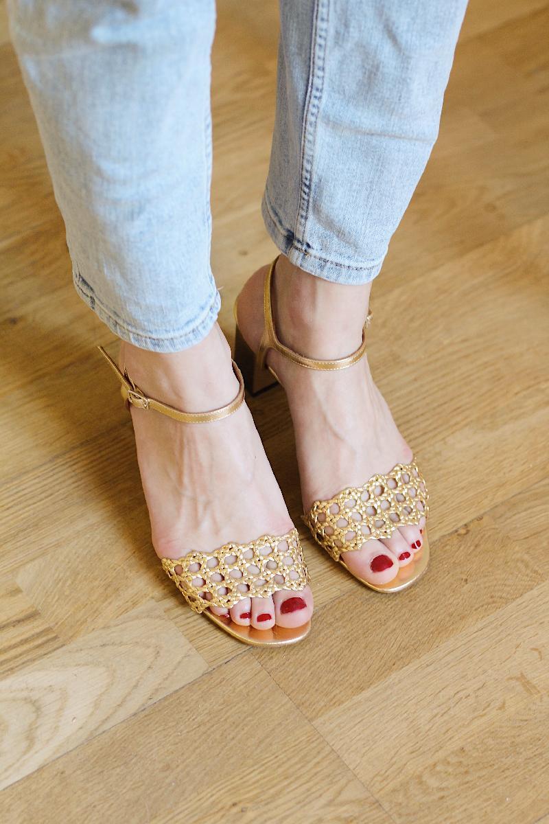 Wedding - Shoes Michel Vivien : Trani